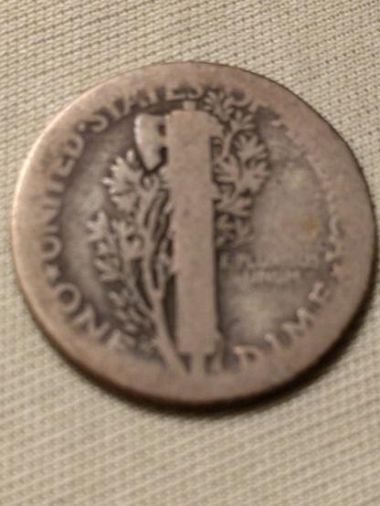 1916 Merc reverse