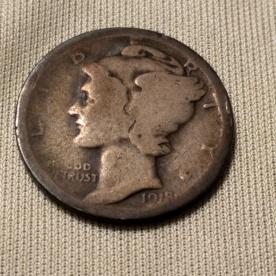 1918 Merc obverse