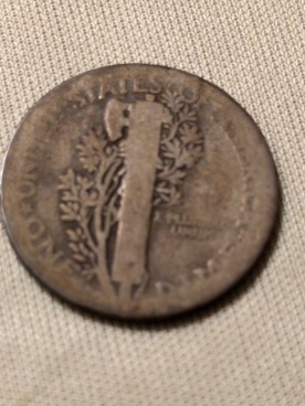 1918 Merc reverse