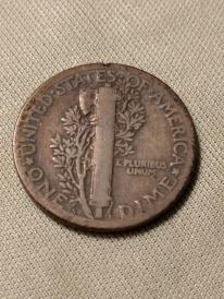 1918 S Merc reverse