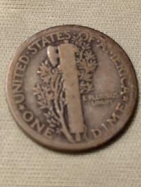 1924 Merc reverse