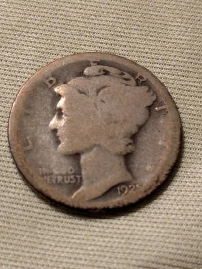 1925 Merc obverse