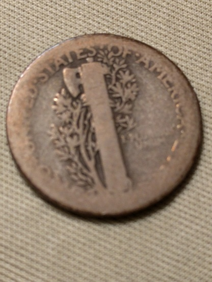 1925 Merc reverse