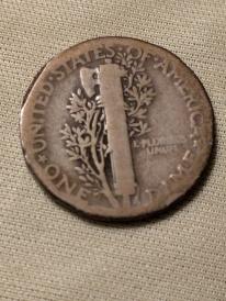 1928 Merc reverse
