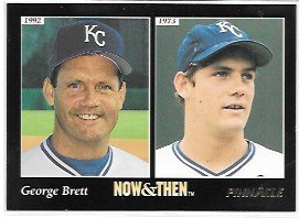 George Brett Now and Then