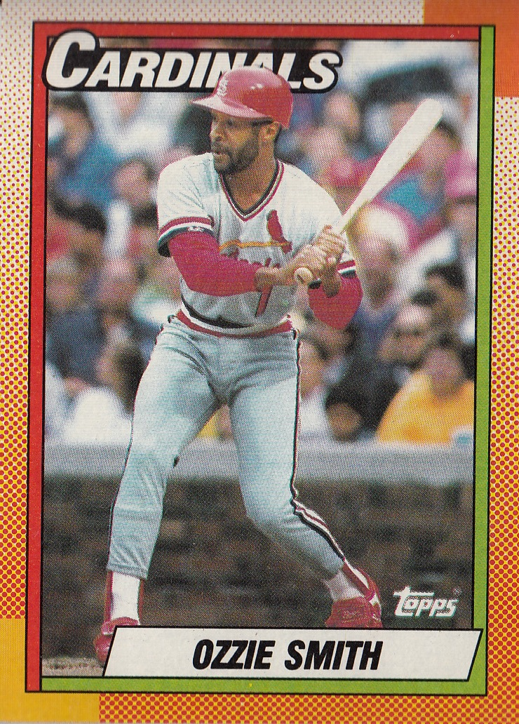 Ozzie Smith 1