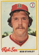 Red Sox 1978 Topps Bob Stanley F