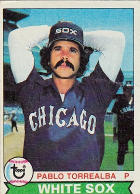 White Sox 1979 Topps Pablo Torrealba F