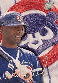 Willie Wilson Leaf 1993 F
