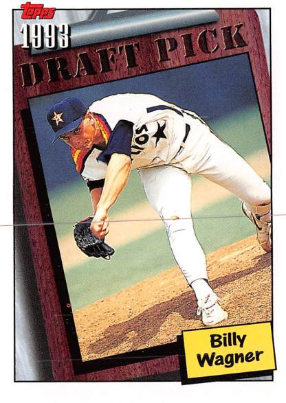 Billy Wagner Rookie Card