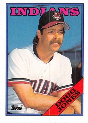 Doug Jones Rookie Card