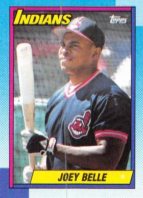 Albert Belle Rookie Card