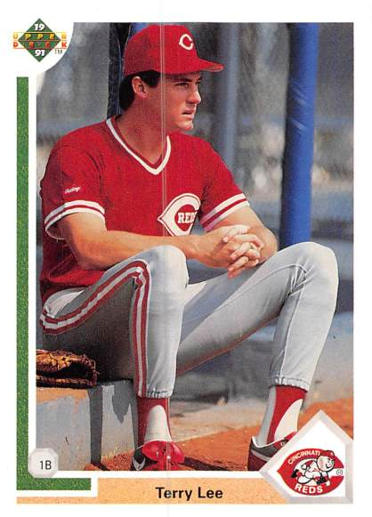 Terry Lee Rookie Card