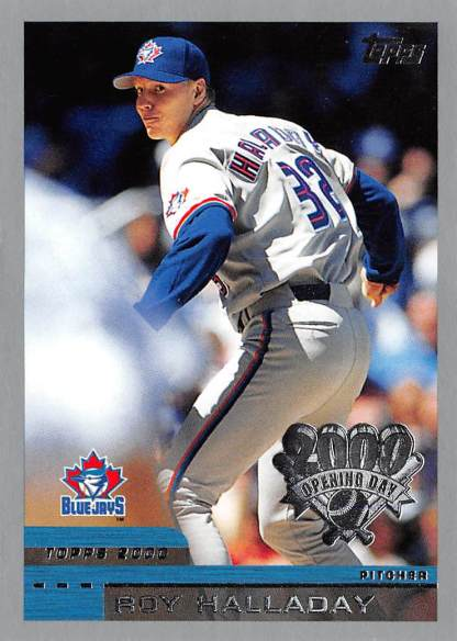 Roy Halladay Topps 2000