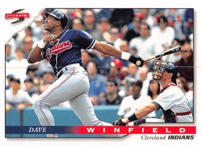 Dave Winfield 1996 Score