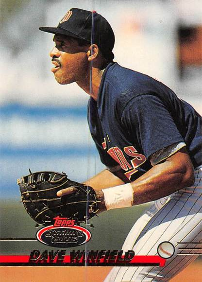 Dave Winfield 1993 Stadium Club