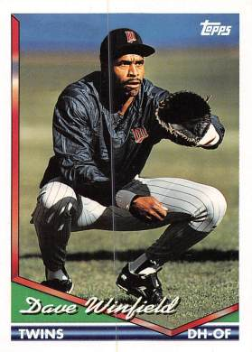 Dave Winfield 1994 Topps
