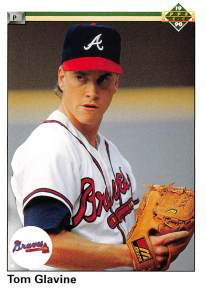 Tom Glavine Upper Deck
